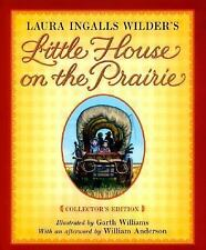 Little House on the Prairie Laura Ingalls Wilder Hardcover COLLECTOR'S EDITION