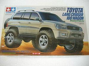 Tamiya-1-32-Mini-4WD-TOYOTA-LAND-CRUISER-100-WAGON-VX-Limited-Motorized-19021