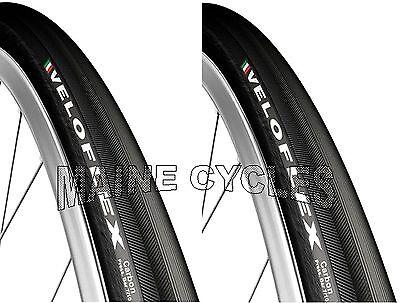 700 x 23mm Veloflex Carbon Tubular Tyre