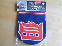 Mlb Mirror Covers For Most Trucks And Suv's - Detroit Tigers - Large