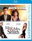 Date Night Mr Mrs Smith 0024543820901 Blu Ray Region a P H