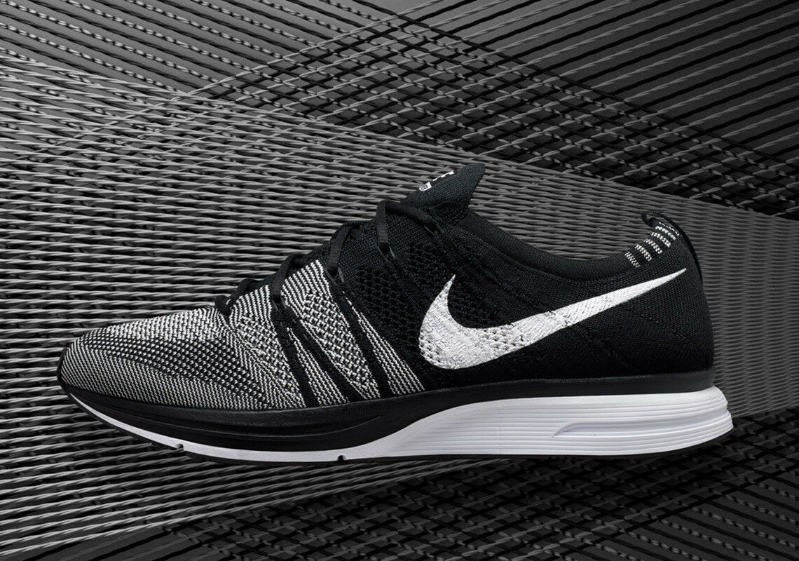 2018 Nike Flyknit Trainer OG Oreo Comfortable Comfortable and good-looking