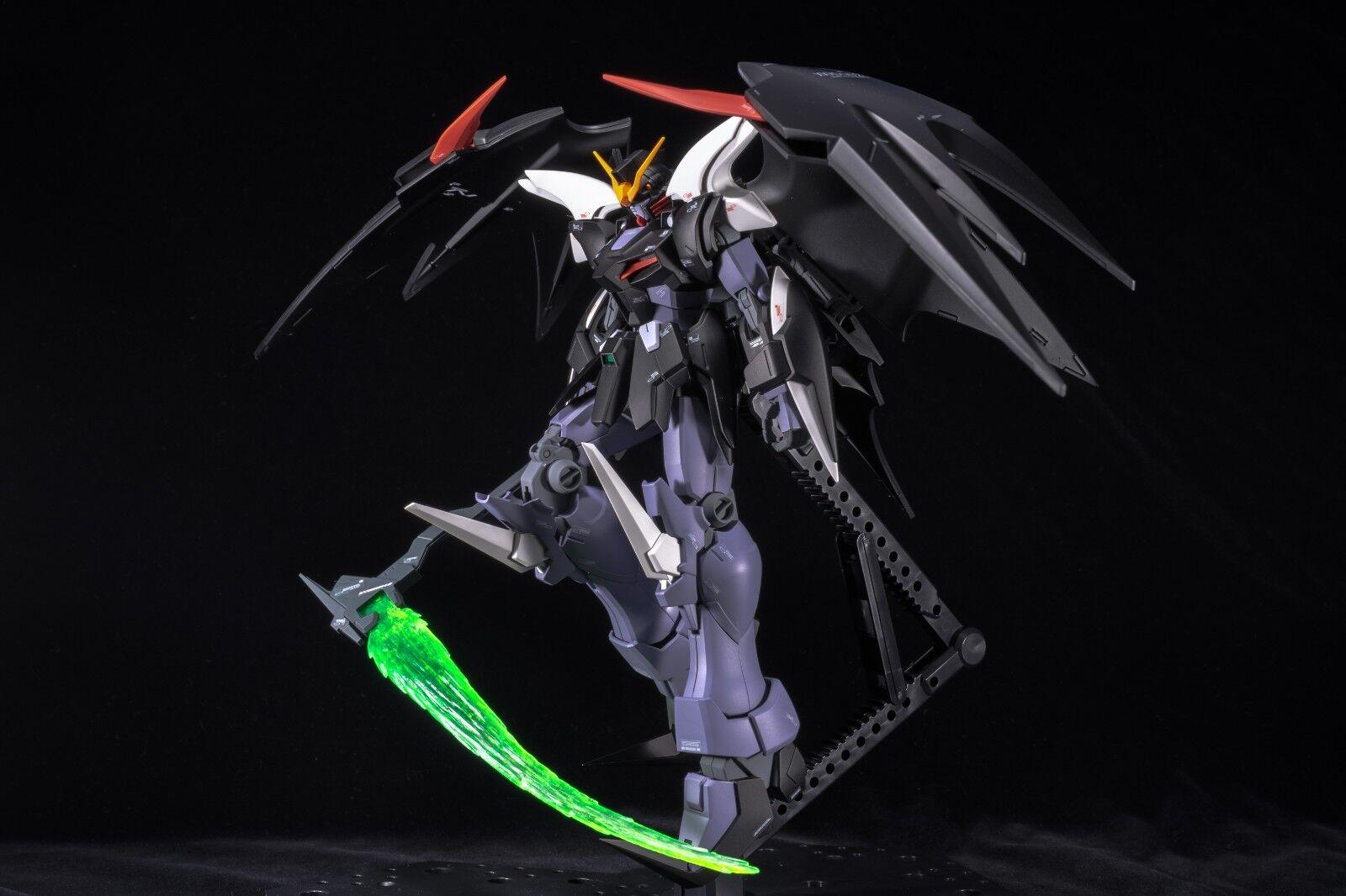 Bandai MG 1 100 Gundam Deathscythe Hell built & painted in Japan Gundam W