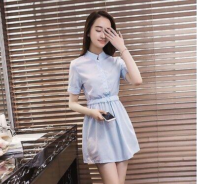 Cute Casual Korean Fashion Sweet Short