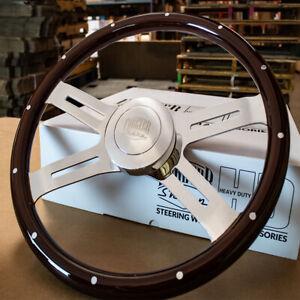 T01 Freightliner Steering Wheel Hub Adapter All models 5 Hole 1986-2006