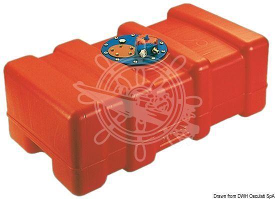 Osculati Treibstofftank ELTEX 62 L 41x66 41x66 41x66 e50fcb