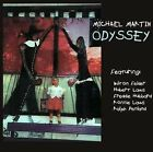 Odyssey * by Michael Martin (CD, Merrimack Records)