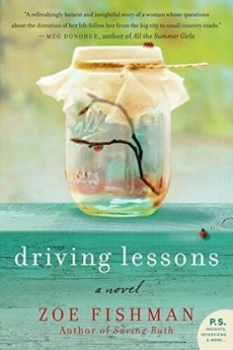 1 of 1 - Driving Lessons: A Novel (P.S.)-ExLibrary