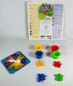 Hi Ho Cherry-O Board Game Replacement Spinner 2007
