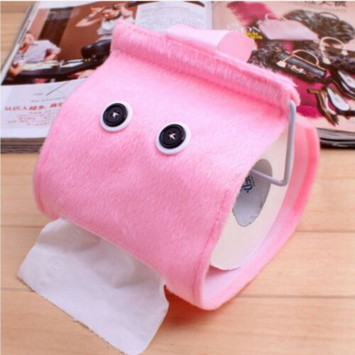 Portable 1Pcs Hanging Tissue Holder Cloth Toilet Paper Container Box Bags