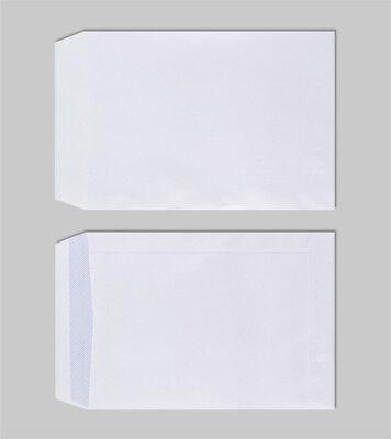 Boîte de 1000 Self Seal DL 90gsm Blanc Fenêtre Business enveloppes