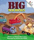 Big Machines 9780516278292 by Melanie Davis Jones Paperback