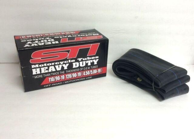 """110/90-19"""" 120/90-19"""" 4.50/5.00-19"""" TR-6 Heavy Duty Rear Motorbike Inner Tube"""