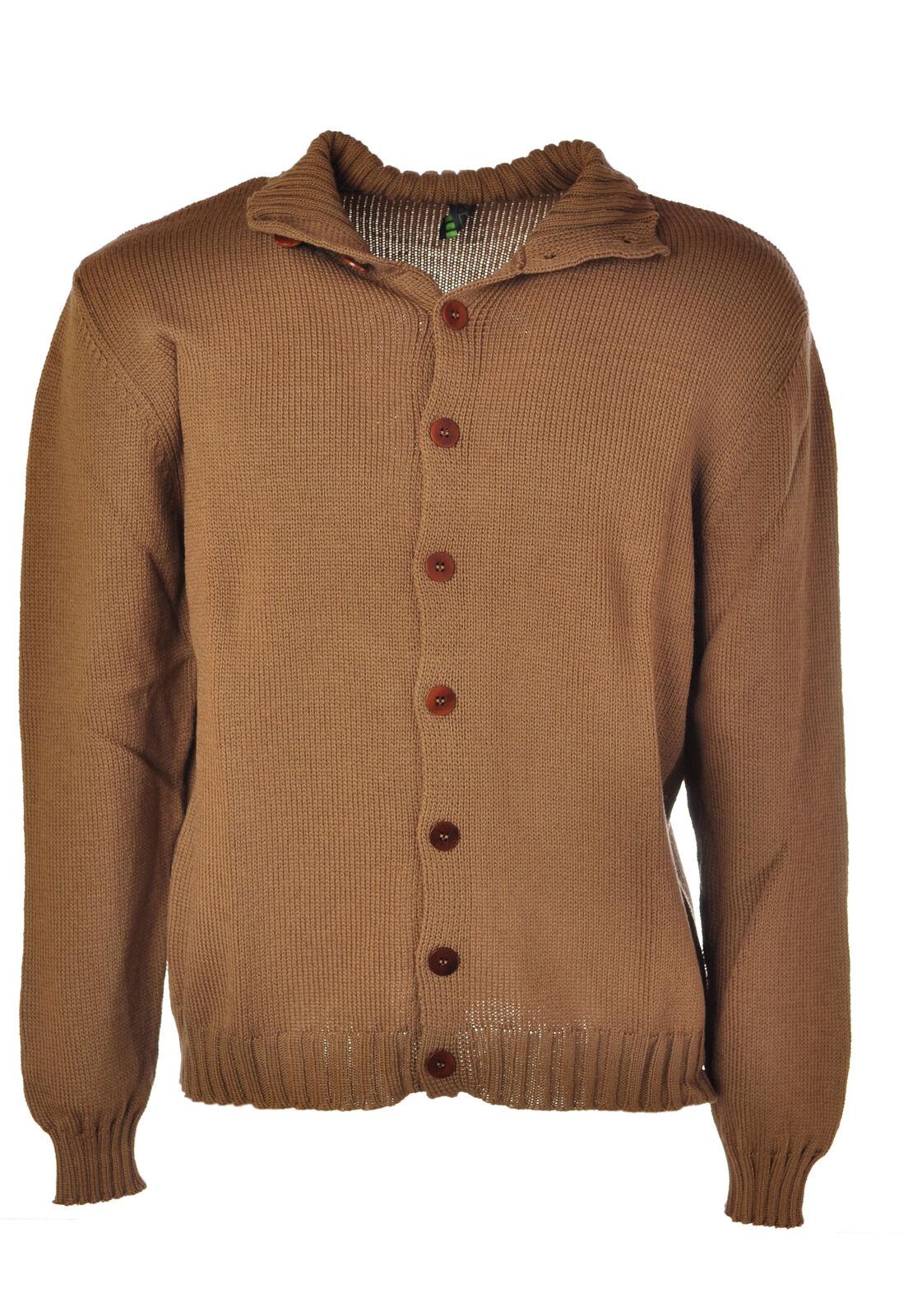 Almeria  -  Sweaters - Male - Beige - 2833831N173720