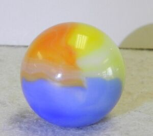 10089m Beautiful *Mint* Vitro Agate Shooter Vintage Marble .93 Inches