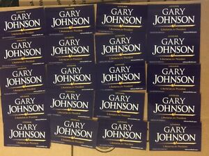 100-Official-Gary-Johnson-Lapel-Stickers-Libertarian-For-President-2016-2020