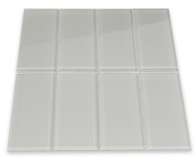 Smoke Glass Subway Tile 3x6 For Backsplashes Showers More Sample For Sale Online,Kitchen Cupboard Organizers