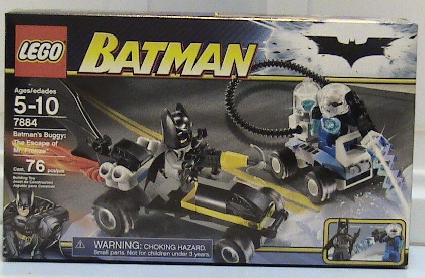 NEW Lego Batman  7884 The Escape of Mr. Freeze SEALED