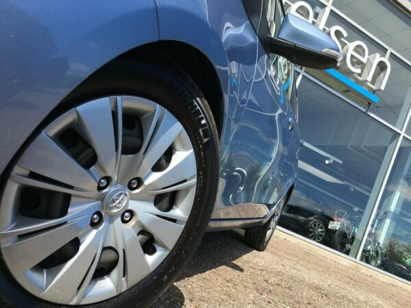 Toyota Yaris 1,4 D-4D T2 Touch - billede 1