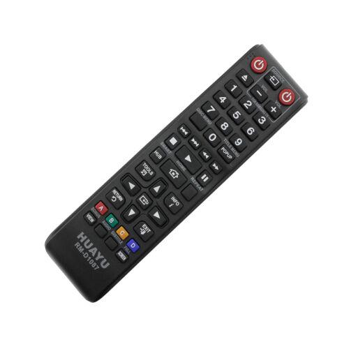 BD ES5000EN Remote Ersatz Fernbedienung für Samsung Blu Ray Player BD E5300ZF
