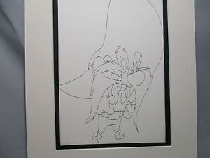Line Drawing Of Child S Face : Yosemite sam with mad face i have had enough looney tunes s