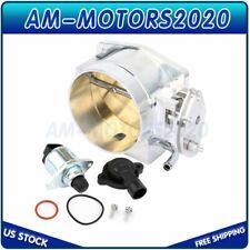 102mm Throttle Body For Engine Ls1 Ls2 Ls3 Gen Iii Ls6 Ls Ls7 Sx Bolt Cable