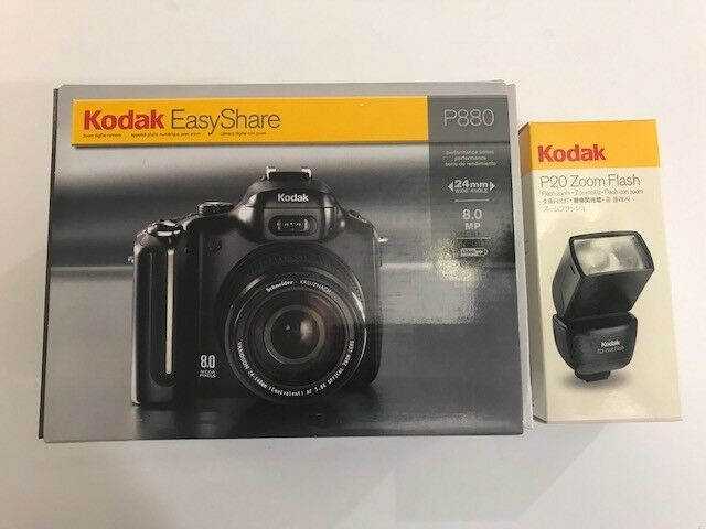 Kodak P880 Zoom Digital Camera Treiber Windows 10