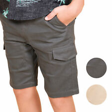 Satin-Look Boys Athletic Shorts Brooklyn Unlimited Gray /& Red A0456-35M8