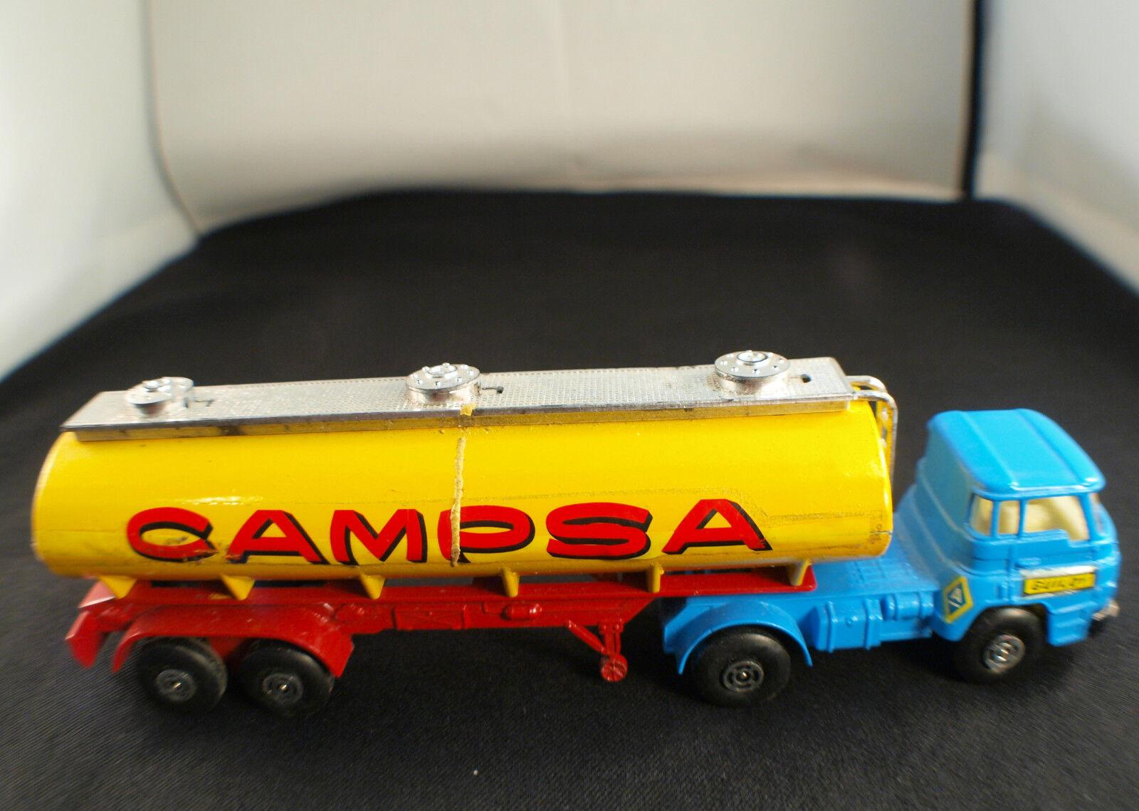 Guiloy Espagne camion citerne Barreiros 42 38T CAMPSA 1 66 rare