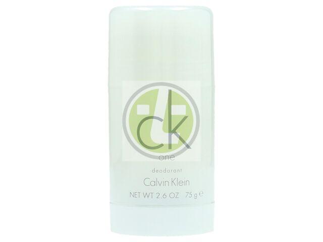Calvin Klein Ck One Deo Stick 75ml UNISEX Deodorant