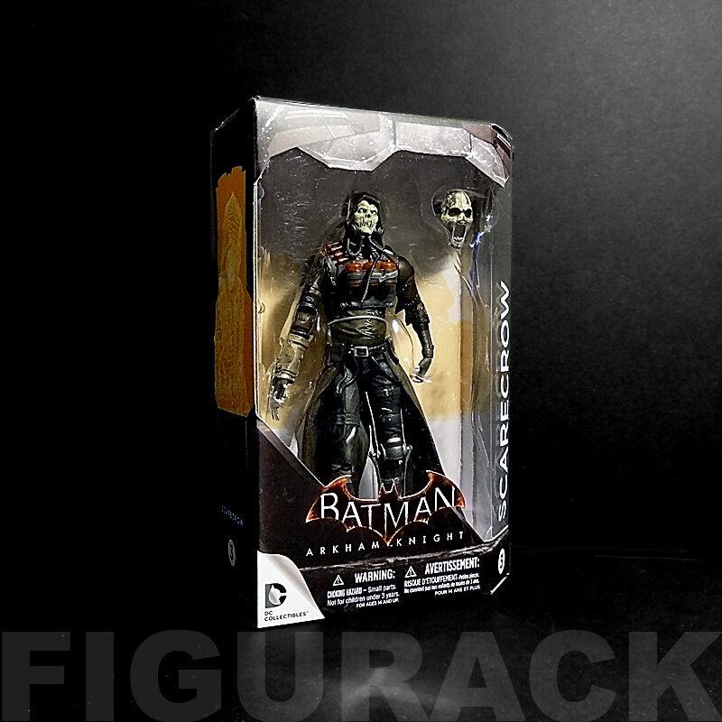 DC Collectibles Batman-Arkham Knight  Scarecrow 6  Action Figure
