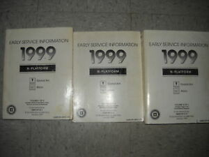 1999 pontiac grand am oldsmobile alero service shop repair manual rh ebay com 2003 Oldsmobile Alero Repair Parts Diagrams Oldsmobile Alero Repair Guide