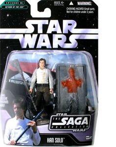 - La Saga Collection #2 Battaglia di carkoon STAR Wars-Han Solo 2006