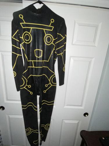 latex catsuit men