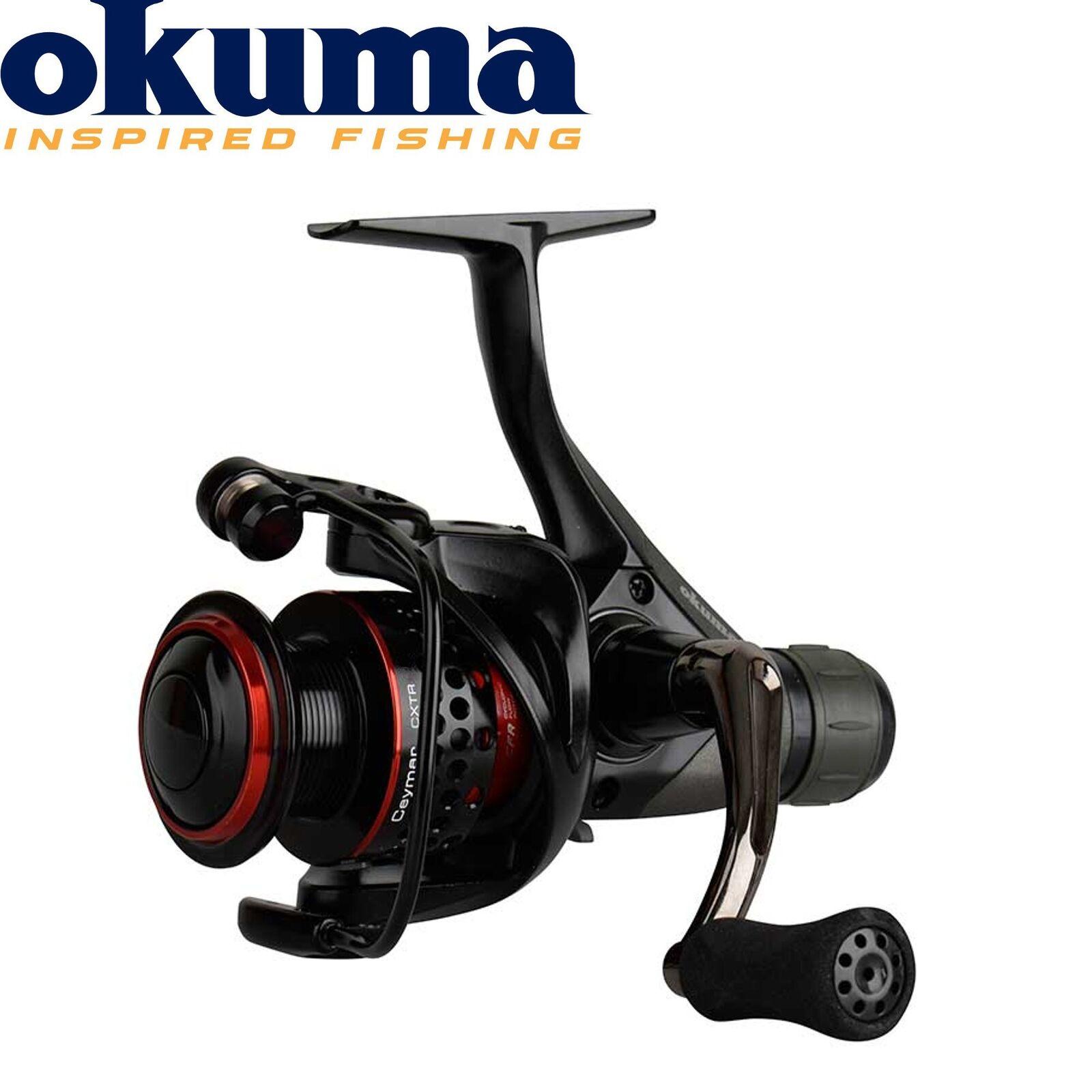 Okuma Ceymar XT Match CXTR-30M - Angelrolle Stipprolle Angel-Rolle Friedfisch