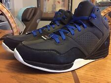 aa73d077e228 AND1 Mens Capital Black Royal Athletic Basketball Sneakers 8.5 9.5 10.5 12  13