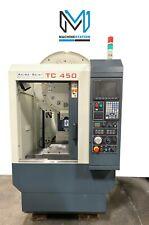 Akira Seiki Tc 450 Cnc Drill Tap Vertical Machining Center Mill 10000 Rpm 2008
