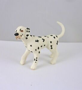 Dollhouse Miniature Dalmatian Dog Puppy #A690 Falcon 1//12th Scale Made of Resin