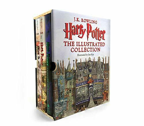 Harry Potter: Harry Potter: The Illustrated Collection --9781338312911