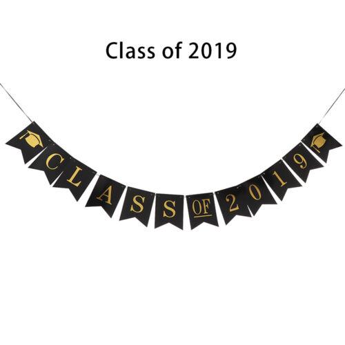 Graduation Party Banner Hanging Pendant Class Of 2019  Classmates Venue Layout