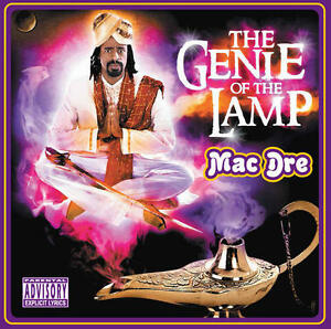Mac-Dre-al-genio-de-la-lampara-2-LP-Nuevo-purpura-y-claro-Vinilo-Gatefold-Thizz