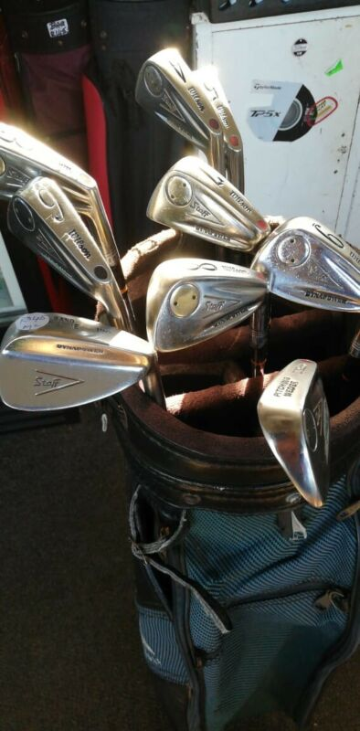 TOMMY ARMOUR & WALTER HAGEN GOLF CLUBS