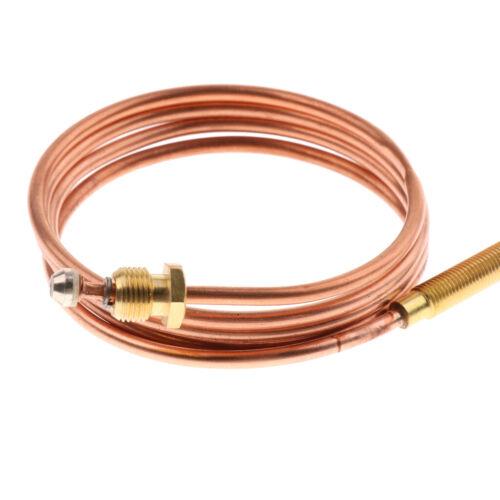 Kupfer  Universal Thermoelement 900mm mit Zubehör für Gas-Zünd-Brenner