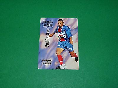 PAUL LE GUEN FOOTBALL CARD PREMIUM 1994-1995 PARIS SAINT-GERMAIN PSG PANINI