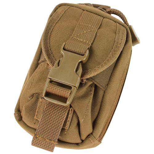 NEW CONDOR MA45 MOLLE  Phone GPS Camera Pouch Holster Multicam