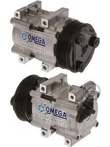 AC Compressor Fits 99 - 03 Ford F250 F350 F450 F550 V8 7.3L Turbocharge Diesel