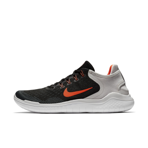 pretty nice 4cd11 3f9bd Nike Hombres Free RN 2018 total total total Crimson running zapatos Negro  942836-005 us7