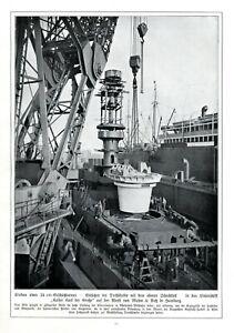 Geschuetzturm-Kriegsschiff-Kaiser-Karl-der-Grosse-XL-Abb-1908-Blohm-amp-Voss
