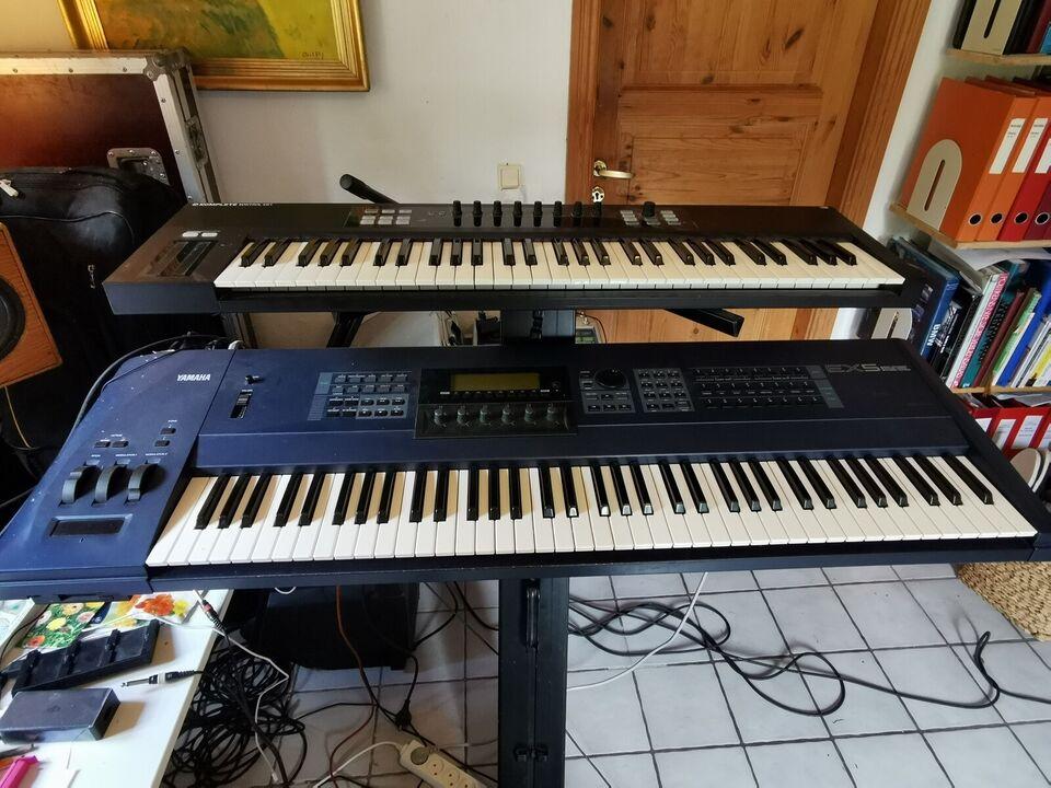 Synthesizer, Yamaha Ex5