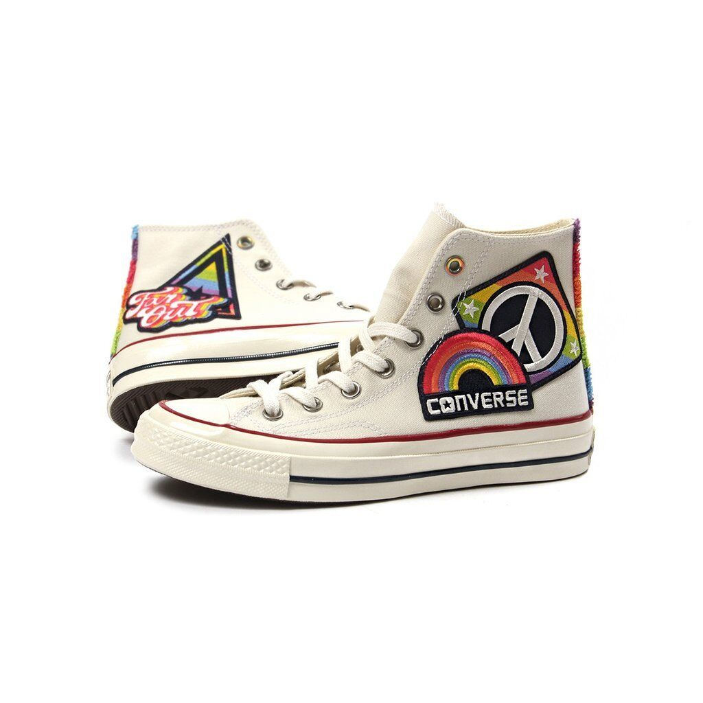 Converse Chuck Taylor All Star  Hi Top Sneakers 1970s Throw Back  M/10 W/12